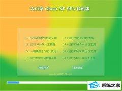 大白菜Windows xp 通用装机版 2021.04